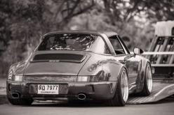 911 Targa wide body // #porsche