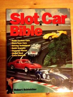 a slot car book