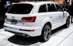"Audi Suv 2014... My ""family"" car... No vans for me"