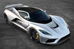 Just because it looks fast... well, hell, in this case, it is.  Hennessey Venom F5 will be putting out 1400 hp while tipping the scales as a meager 2900 pounds.