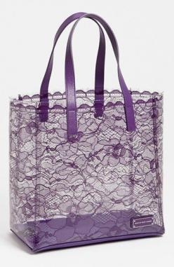 MARC BY MARC JACOBS 'Lace - Medium' Tote available at #Nordstrom Great for bridesmaid gifts or day of essentials for the Bride - comes in white and grey too