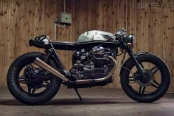 The Honda CX500 is not the prettiest of motorcycles. But this stunning custom, built by a Warsaw-based photographer, has turned the ugly duckling into a swan.