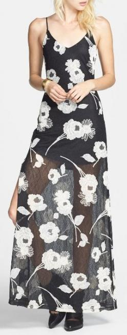 A maxi you can dress up or down