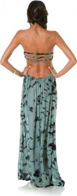 Lucia resort maxi dress - hot! @SWELL Style http://www.swell.com/Womens-Dresses/LUCIA-RESORT-MAXI-DRESS?cs=BL #dresses