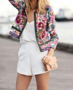 Romper..! Love how u can dress this one up or dress it down