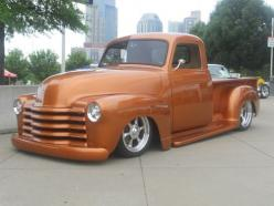 Classic Chevy this would be perfect for me
