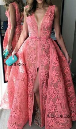 ON SALE!!Long prom dress,lace prom dress,tulle prom dress,beading prom dress,custom color prom dress,evening dress,party dress,bridesmaid dr: Dress Beading Prom, Dress Lace, Evening Dresses, Lace Prom Dresses, Party Dresses, Color, Long Prom Dresses, Tull