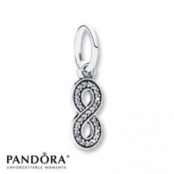 Pandora Dangle Charm Infinity Symbol Sterling Silver come to Broyles I'll be there