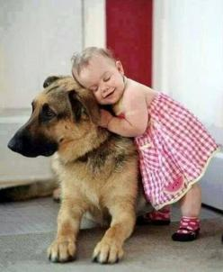 .U R so soft and cuddelllly.. back at U little one www.capemaydogs.com: Animals, Dogs, Sweet, Pet, Children, German Shepherds, Baby, Kids, Friend