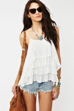 Liberty Tank  http://www.nastygal.com/whats%2Dnew/liberty%2Dtank?utm_source=pinterest_medium=smm_campaign=pinterest_nastygal: Liberty Tanks, Cute Tops, 2Dnew Liberty, Liberty 2Dtank, Clothes Tops, 2Dtank Utm, Tops Tanks, Summer Clothes