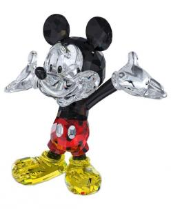 Swarovski Collectible Disney Figurine, Mickey Mouse: Cristle Disney, Swarovski Disney, Disney Swarovski, Swarovski Crystals, Disney Mickey Mouse, Collectible Disney, Cartoon Disney