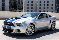 2014 'Need For Speed' Mustang shelby gt 500. I would really like to see if my garage could contain this much awesomeness!!!