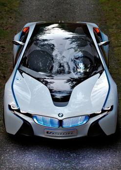 5 of the World's Most Advanced Tech Cars. Find out why the BMW i8 is light years ahead of its competition. #spon #futurecars: Concept, Bmw I8, Dream Cars, Auto, Bmw Concept, Concept Cars, Bmw Vision