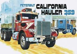 AMT 1/25 Peterbilt 359 California Hauler Conventional