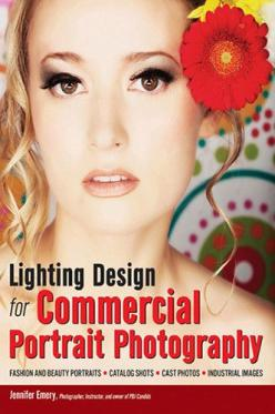 BOOK-2056 Lighting Design For Commercial Portrait Photography