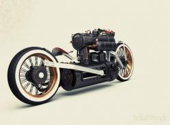 Cool Stuff We Like Here @ CoolPile.com ------- << Original Comment >> ------- steam powered motorcycle