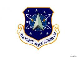 Nice Army Military Mouse Pad Air Force Space Command
