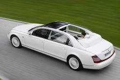 World's Most Expensive Cars-Mercedes Maybach Landaulet 1.38-Million