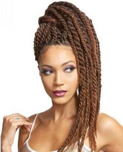 "Bobbi Boss African Roots Braiding Collection Lock & Twist 18"""": Almighty Twists, Hairstyles, Boss African, Twist 18, African Curly, African Roots"