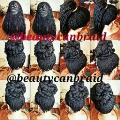 crochet braids: Hairstyles, Hair Styles, Crochet Braids, Protective Styles, Braids Style, Braids Crochet, Senegalese Twist, 33604 Beautycanbraid, Beautycanbraid Instagram