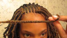 Crochet Twists | Nubian Twists Tutorial. Awesome if you can do it yourself!