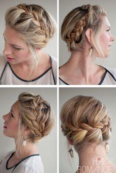 Hair-Romance-30-braids-30-days-28-French-braided-crown.jpg (600×898)