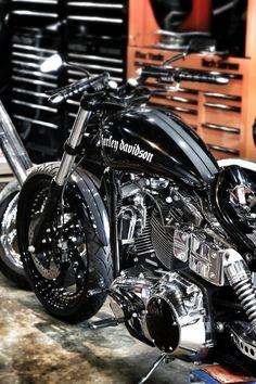 Don't tell mom, but Tricia F. just made the Harley-Davidson Naughty List. | #HDNaughtyList