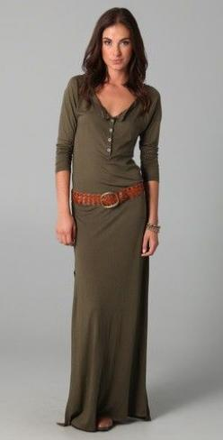 fall maxi dress, low belt: Low Belt, Dress Belts, Long Sleeve Maxi, Style Maxi, Fall Maxi Dresses