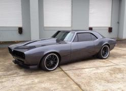 Muscle Cars… Custom Chevrolet Camaro 1967: Camaro, Cars Bike
