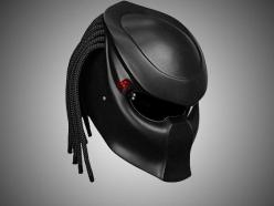 Predator Motorcycle Helmet With Laser Controlled Aimer Is A Sight To Behold: Bike, Cars Motorcycles, Techtwurl, Motorcycle Helmets, Predator Motorcycle Helmet, Predator Helmet, 04 Predator