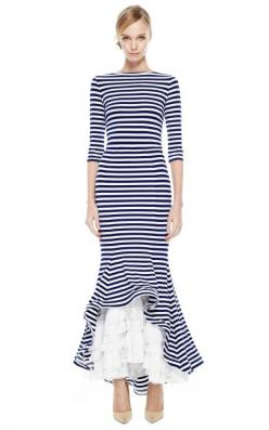 Preorder the Natasha Zinko trunkshow at Moda Operandi: 2014 Trunkshow, Summer 2014, Cute Dresses, Spring Summer, Natasha Zinc, Striped Maxi Dresses, Zinko Spring