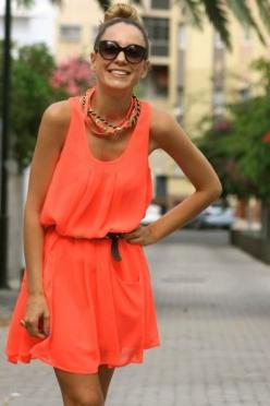 coral coral coral - more coral peach tangerine salmon and orange here: http://mylusciouslife.com/colour-me-coral/