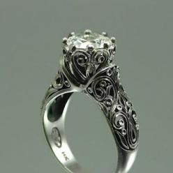 Vintage Wedding Ring 1831 loadingnow... This is the ring I want