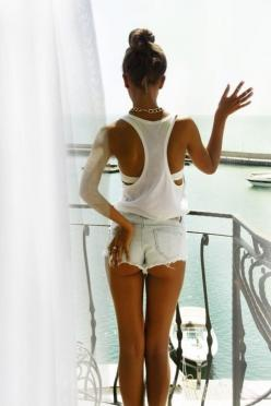 When your butt is small and firm, and you can wear that really pretty underwear WITHOUT constantly having to tug it back into place, and pull it up over your gut. Thinspo, Fitspo...: Girls, Sexy, Lingerie, Bum, Beautiful, Booty, Nice, Ass, Butt