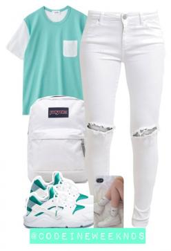 """8:25:15"" by codeineweeknds ❤ liked on Polyvore featuring moda, JanSport, FiveUnits ve NIKE: Jordan Shoes For Women Outfits, Jordans Fashion, Fashion Style, Jordan'S Outfits, Jordan Outfits Swag, Jordans Outfit, Dope Swag Outfits Jordans, Shoe"