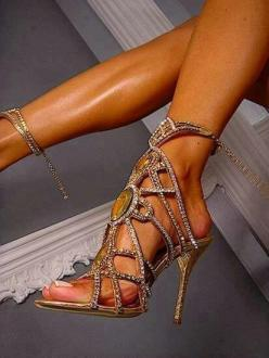 100 Gorgeous Shoes From Pinterest For S/S 2014 - Style Estate - Dior