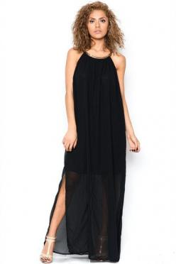 Always Summer Somewhere Maxi Dress - Black: Www Shopdailychic Com, Dress Black, Black Dresses, Shopdailychic Powered, Daily Chic, Day Dresses, Summer Maxi Dresses, Dresses Daily, Black Daily