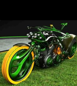 Custom motorcycle: Custom Motorcycles, Motorbikes Custom, Concept Motorcycles, Cars Motorbike, Cars Bikes, Colorful Motorcycle, Awesome Bike, Cars Motorcycles Trikes Yachts