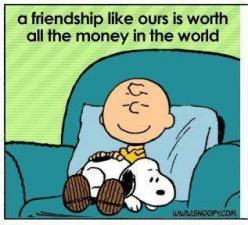 I love my beagle. But I miss Boomer!: Quotes On Friendship, Pets Animals, Best Friends, True Friendships, Charlie Brown And Snoopy, Snoopy Friendship, Peanuts Gang, Animals Mostly Dogs, Friendship Snoopy
