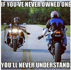 Motorcycle - sportbike - rider - quote - I miss my Suzuki SV650S, what a great bike. I miss the biker community too, such great people.: Biker S, Harley Davidson, Motorcycle Bikerlife, Motorcycle Stuff, Cars Motorcycles, Biker Chick, Biker Quotes, Motorcy