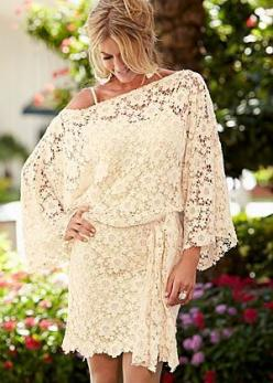 obsessed with this dress! http://media-cache8.pinterest.com/upload/75294624990146195_EgLSDWUx_f.jpg rosemaryapple tailgates tanlines summertime: Wedding Idea, Rehearsal Dinners, Lace Dresses