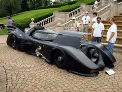 Street-legal Batmobile. With a helicopter turbine under the hood.: Powered Batmobile, Dream Cars, Cars Bikes, Car S, Turbine Powered, Man Builds, Legal Batmobile
