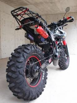 Yamaha TW200. I want to see more of this.: Cars Motorcycles, Yamaha Dirt Bike, Pit Bike Motorcycles, Atv, Yamaha Tw200, Bike S