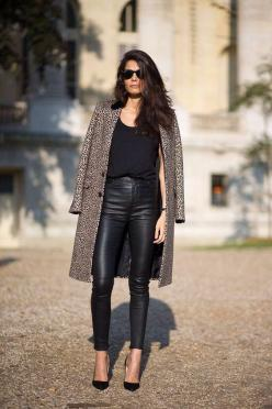 Gorgeous. Asian. Dark. Black. Lovely. Leather. Attitude. Slim. Woman. Fashion. Fresh. Schedvin.: Liu Wen, Face, Style, Beautiful, Liuwen, Beauty, Hair