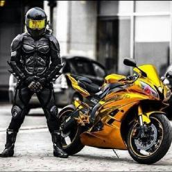 halo rider. I'm not even angry how nerdy this is.: Biker Motorcycles, Motorcycles White, Superbike, Riders Bikes, Jride Motorbike, Honda Motorcycles, Motorcycle Streetbike