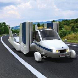 I need one!!! This vehicle converts from a street-legal automobile to a Light Sport aircraft in 30 seconds.: Flying Cars, Car Flyingcar, Vehicle Converts, Transition Flying, Legal Automobile