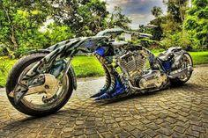 Most Radical Custom Motorcycle Ever