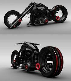 Outrageous Lochness Concept Chopper.  We Thinking About A Sweepstakes.....Any Ideas?