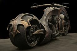 Outstanding Chopper Motorcycle; now here is a ride I would love to cruise on. This thing looks absolutely monstrous.: Ass Bike, Nice Bike, Custom Chopper, Cars Motorcycles, Chopper Motorcycle, Custom Motorcycles, Custom Bike, Cars Bikes
