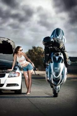 Street Bike Game   #Follow me on Bikes If You Like What You See 4 Way More ! ¡ !: Motorcycles Bikers, Biker Girls, Cars Boats Bikes, Cars Motorcycles, Sexy Women Motorcycles, Biker Babes, Cars Bikes, Motorcycles Babes, Cars And Bikes
